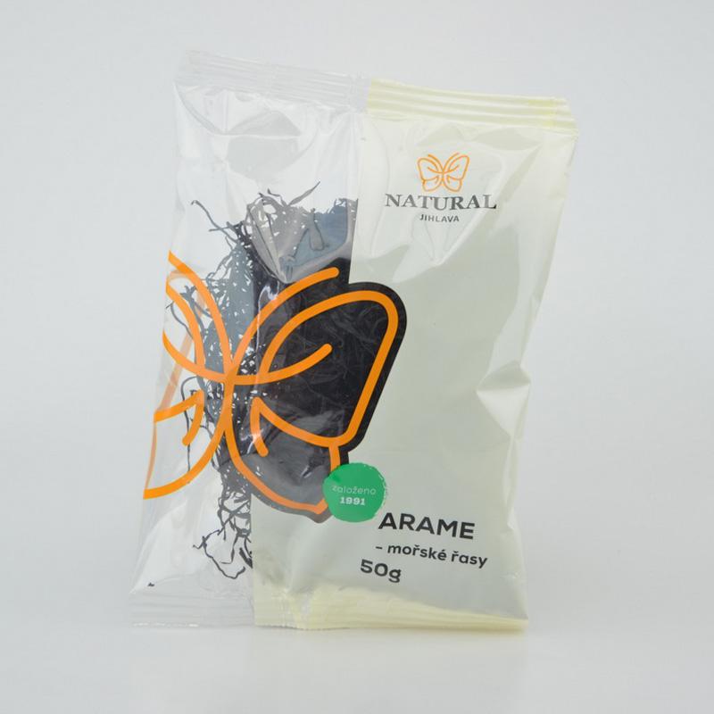 Aramé (morské riasy) 50g