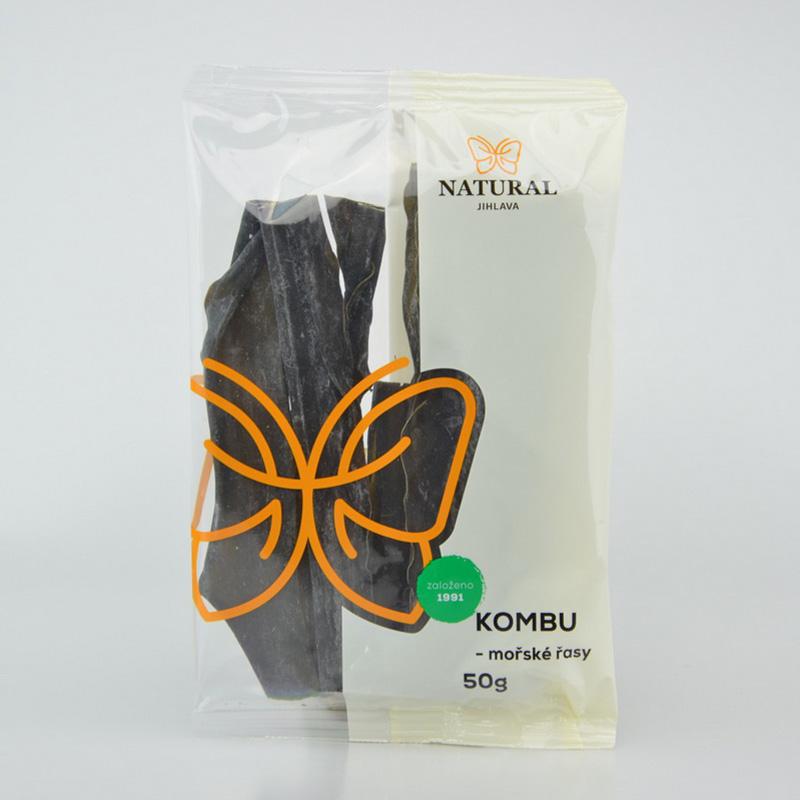 Kombu (morské riasy) 50g